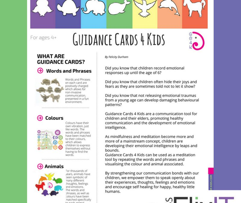 Guidance Cards for Kids