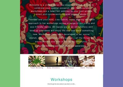 Workshops of Byron Bay